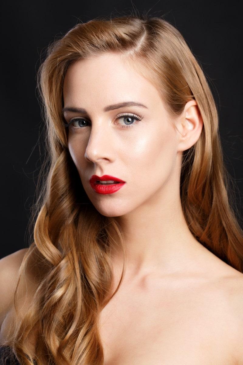Monika Dembińska - Hollywood Glamour