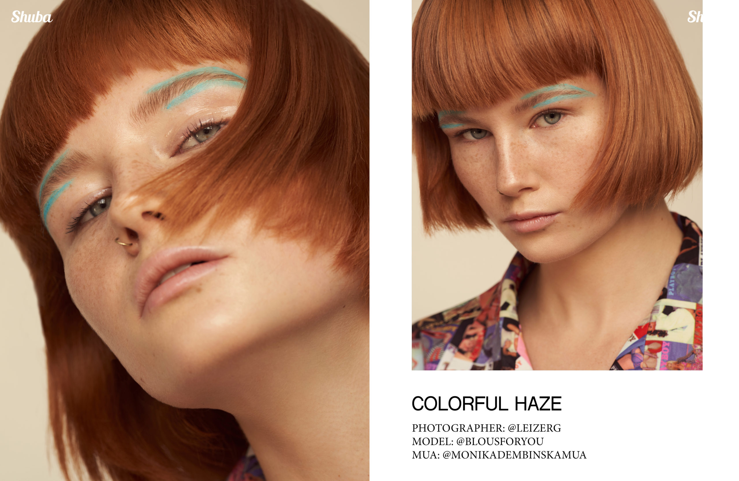 Monika Dembińska - Colorful Haze – publikacja w Shuba Magazine